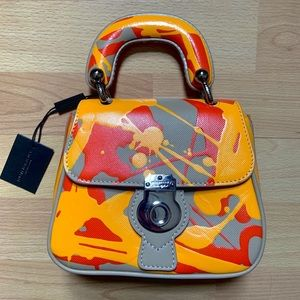 Burberry mini DK88 *Limited Edition* splash print
